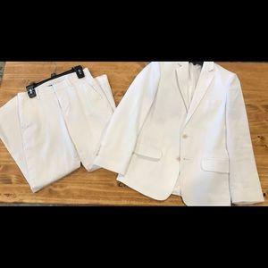 Boys 2 piece suit size 10